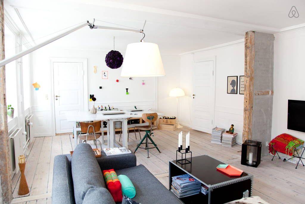 Copenhagen Wohnung, Unterkunft, Haus