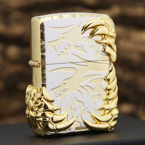 Zippo tribal dragon golden claw most common steroid