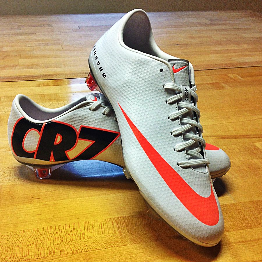 The Nike Mercurial Vapor IX soccer boots are the most limited in the world.  With only 100 pair made of these Cristiano Ronaldo-honoring cleats, ...