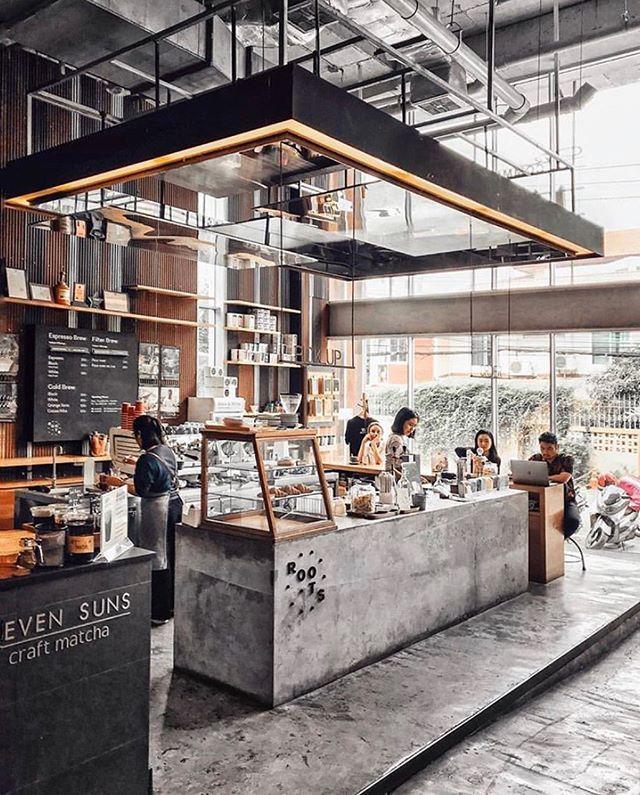 Coffeeshop Time Follow Coffeemomentss For More Vanissakaris Coffee Shop Interior Design Cafe Design Luxury Bar