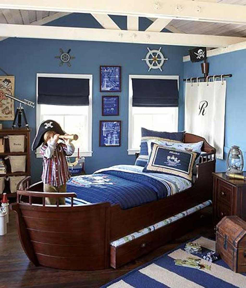 Pirate Bedroom Ideas 3, Photo Pirate Bedroom Ideas 3 Close Up View.