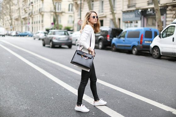 Get this look: http://lb.nu/look/7270950  More looks by Caroline Louis: http://lb.nu/pardonmyobsession  Items in this look:  Sacha Shoes Sneakers