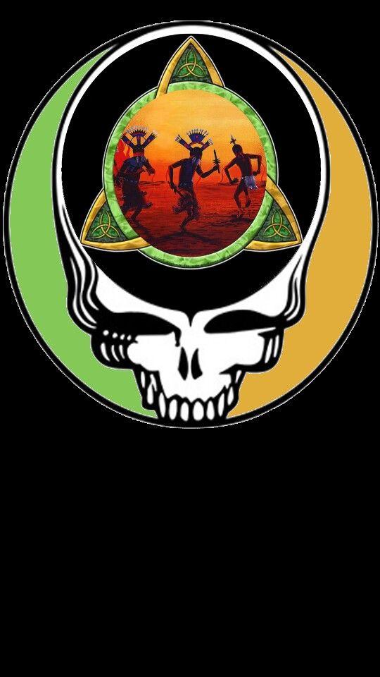 Grateful Dead Celtic Triquetra Apache Dancers Grateful Dead