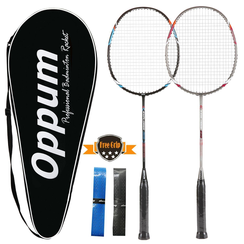 7 Oppum 100 Full Carbon Fibre Badminton Racket Best Badminton Racket Badminton Racket Rackets