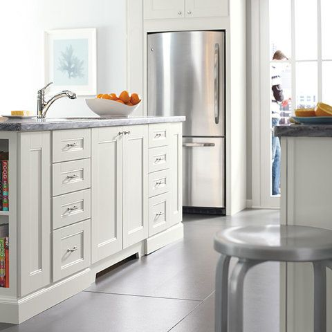 This Contemporary Kitchen Features Dunemere Purestyle Kitchen