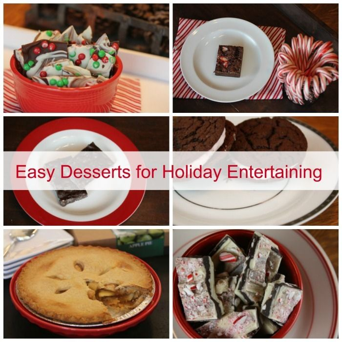 Holiday Entertaining with Quick and Easy Desserts #partylikeapro #samsclub #ad