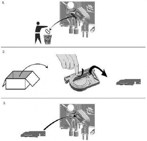 Replacing Flow Sensor In The Dishwasher Bosch