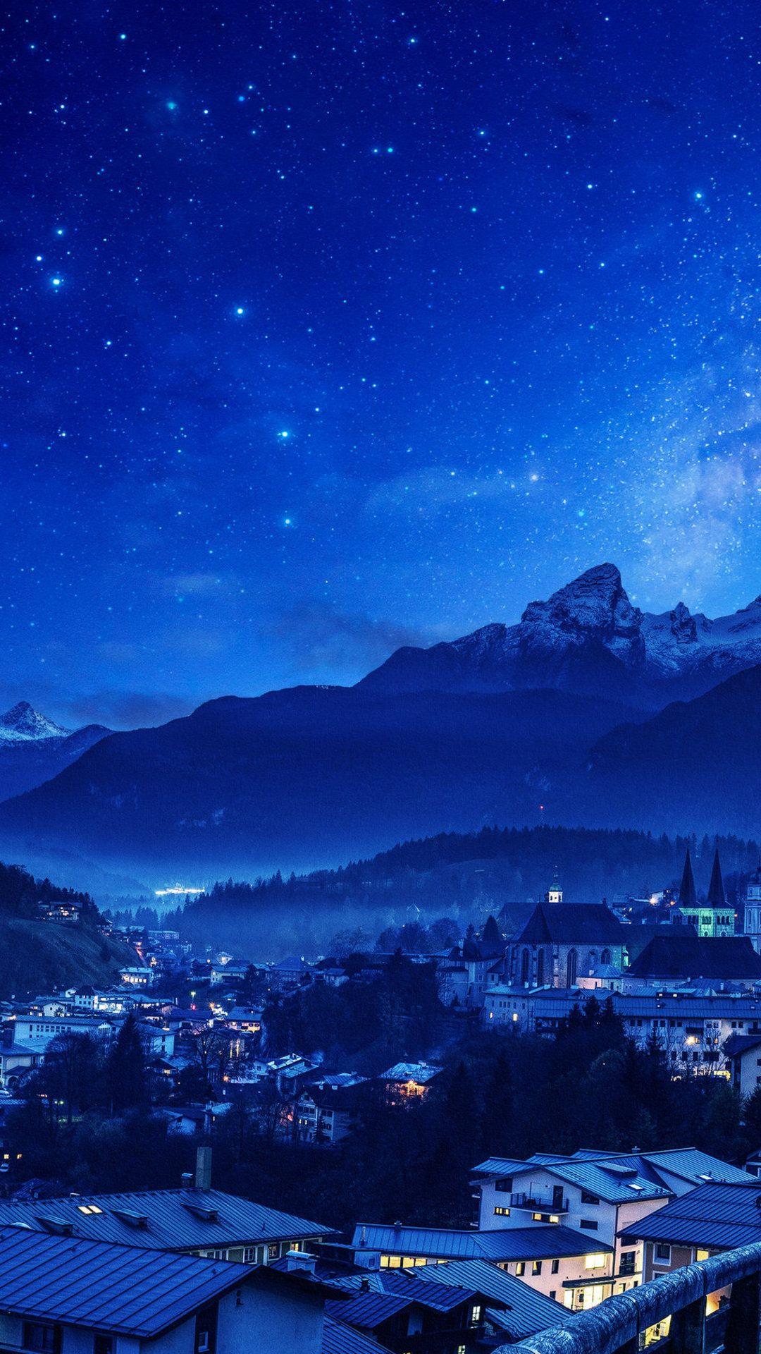 Winter Tale In 1080x1920 Resolution Anime Scenery Wallpaper Scenery Wallpaper Landscape Wallpaper