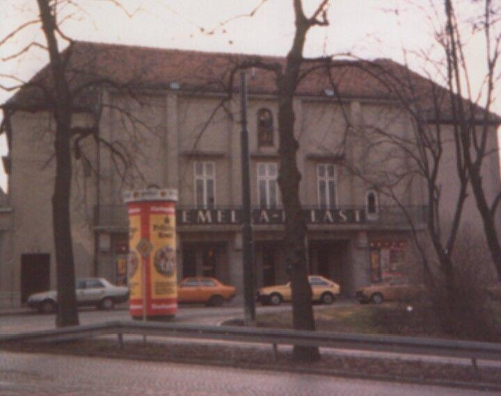 Kino Emelka Palast Augsburg Augschburg Palast