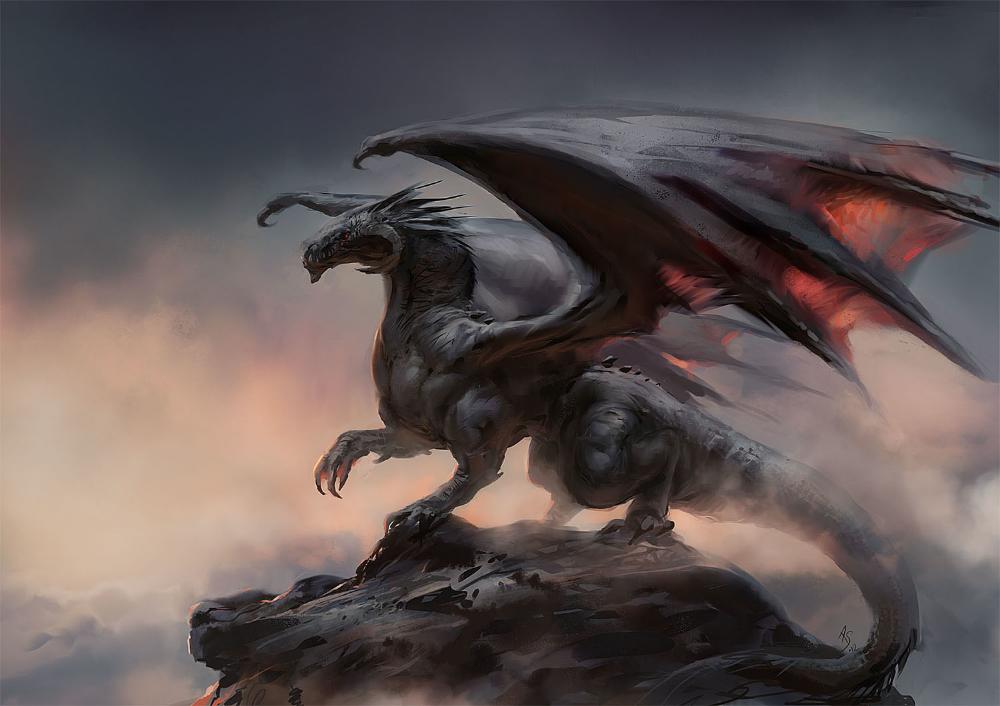 социально-коммуникативных картинки дракон в гневе вариант легкий