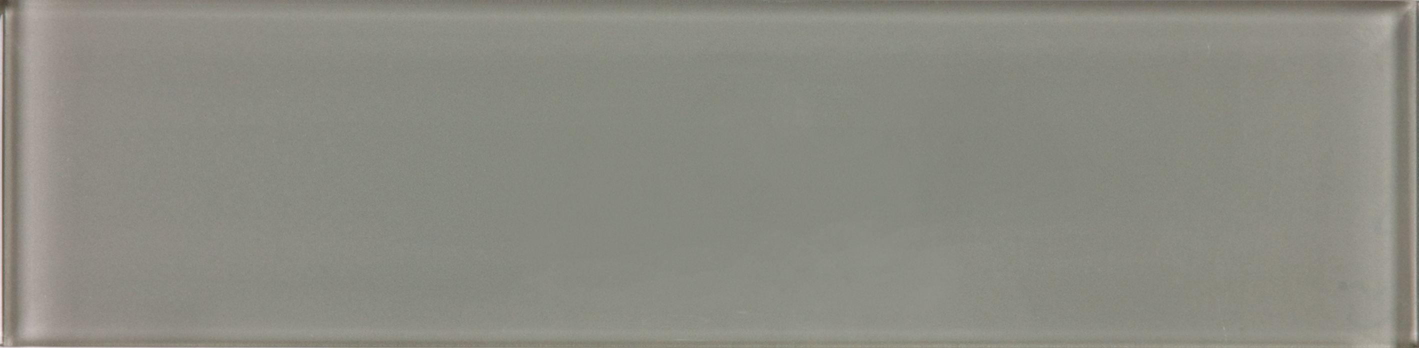 allen + roth Smoke Glass Wall Tile 3in x 12in