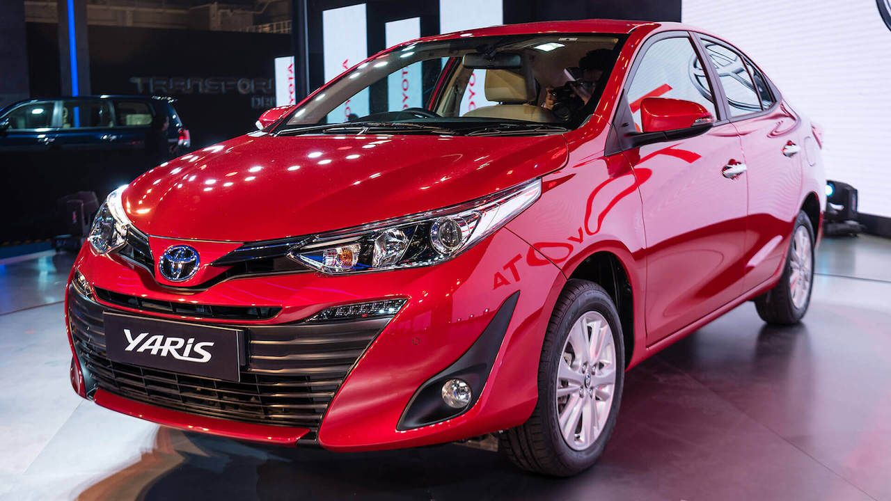 Toyota Yaris Now Available To Pre Order In India Toyota Vehicles Automobile