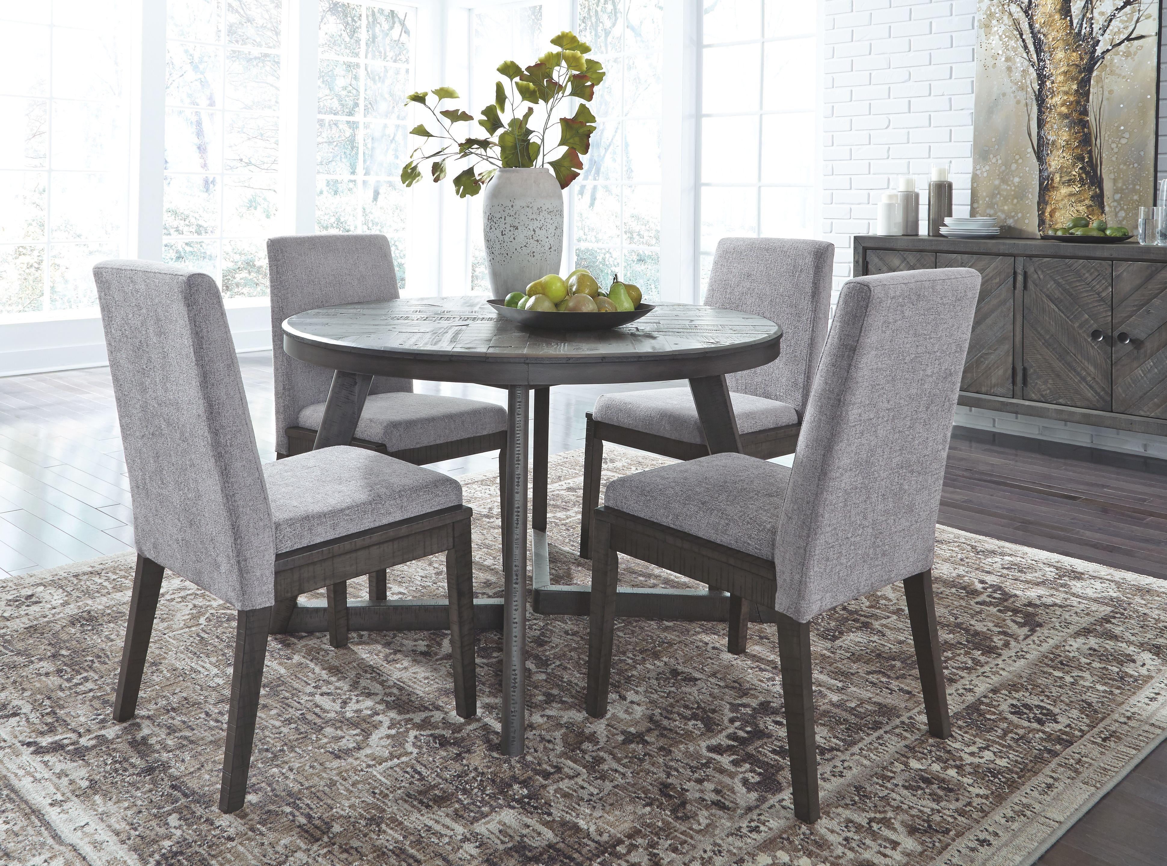 Besteneer Dining Room Chair Set Of 2 Dark Gray Dining Chairs Dining Room Sets Dining Room Table