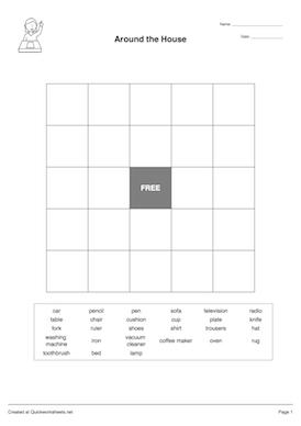 Language Arts worksheet generator | Worksheet Generator | Language ...