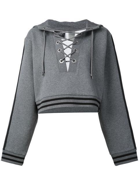28624579feb PUMA Fenty Puma x Rihanna  Rising Sun  lace-up sweatshirt.  puma  cloth   flats