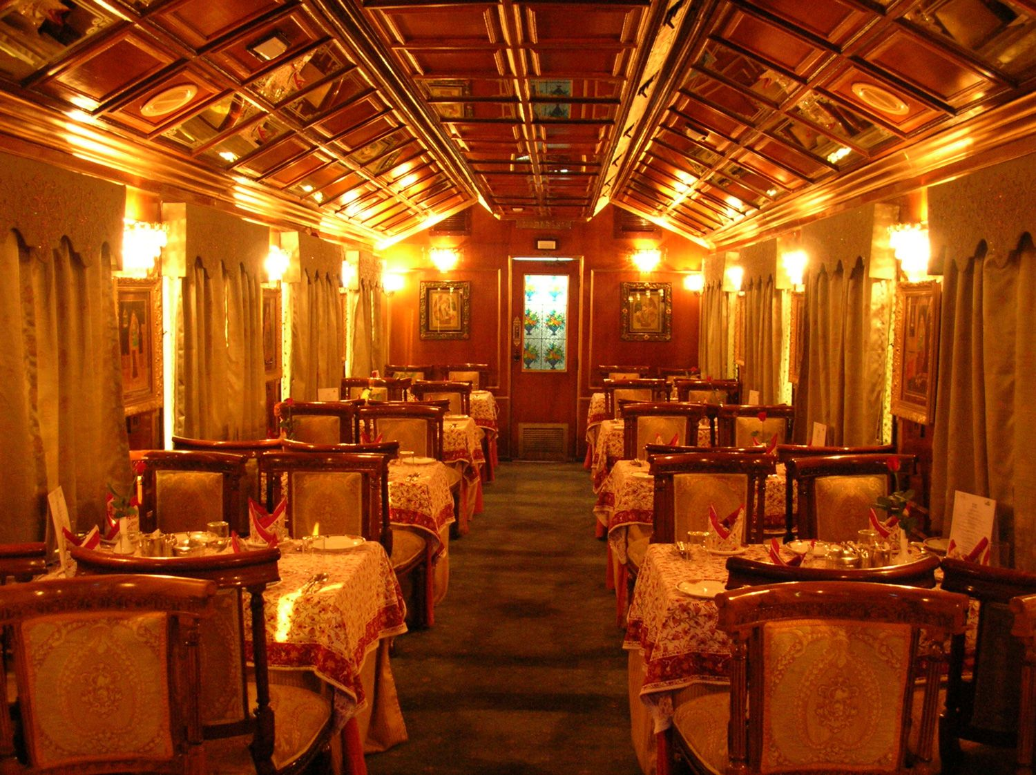 the palace on wheels is india u0027s most luxurious train rides and one