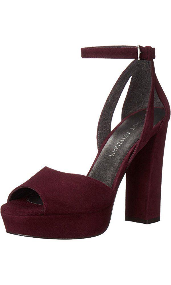 1bf315d7493 Stuart Weitzman Women s Hijinx Platform Sandal