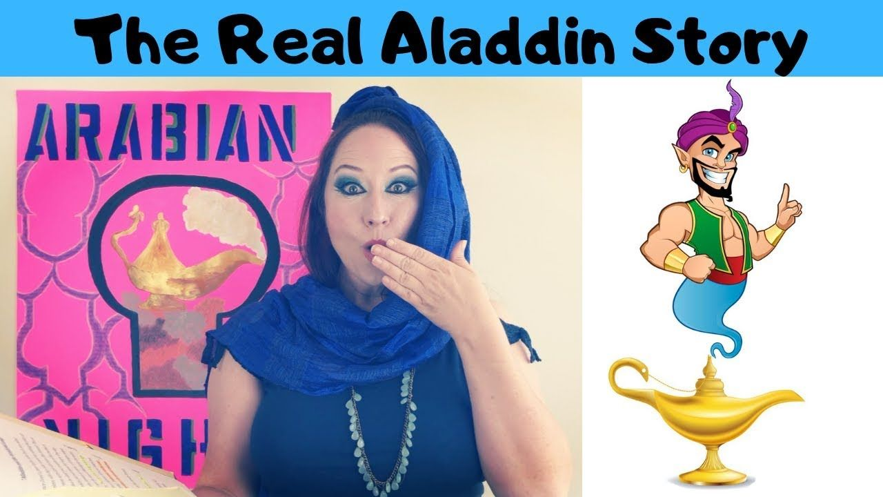 Aladdin And The Magic Lamp Read Aloud For Kids Kids Part Read Aloud Stories For Kids