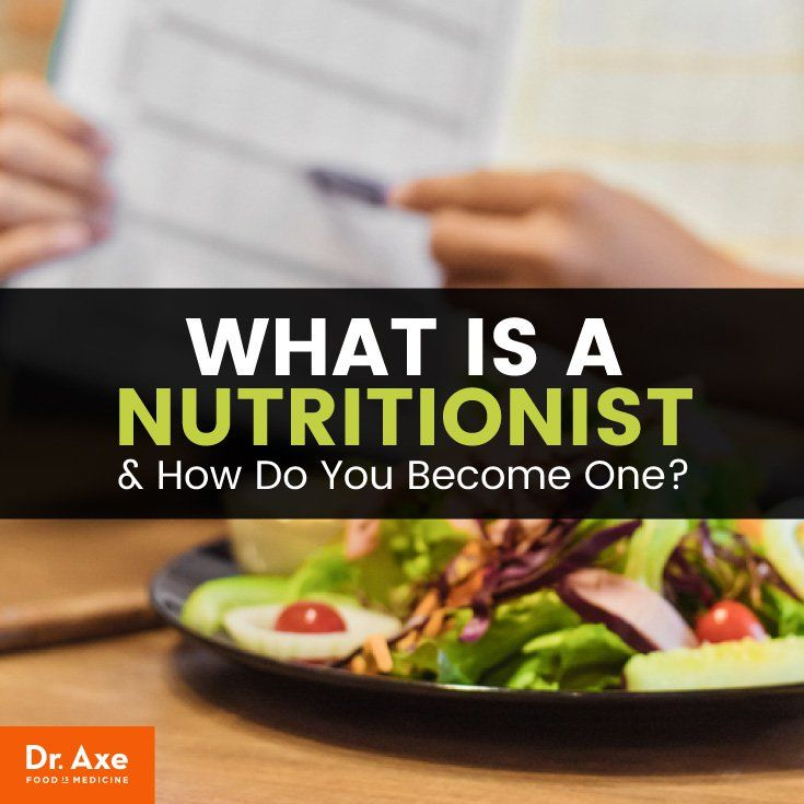 Nutritionist - Dr. Axe http://www.draxe.com #health #holistic #natural