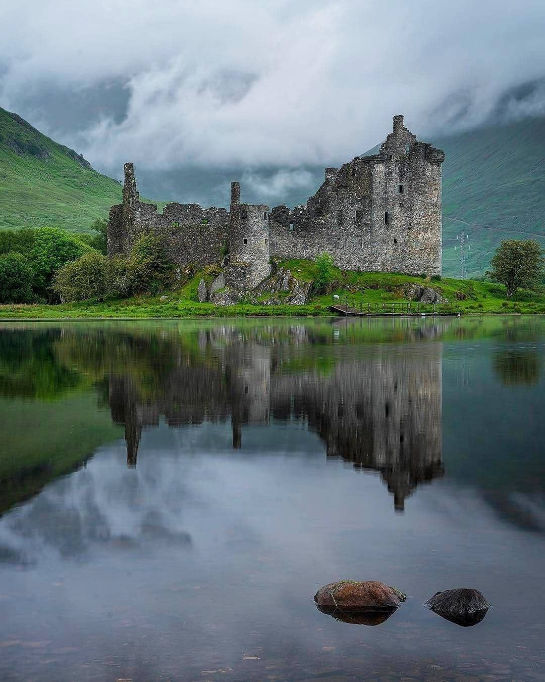 Anyone Wish To Visit This Castle? Follow Us