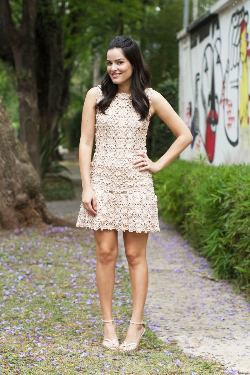 Look vestido tricot feminino pesquisa google look - Dos mas dos ...