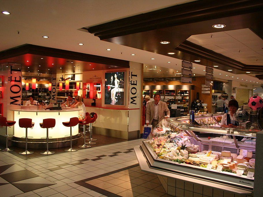 The World S Best Department Store Food Halls Berlin Food