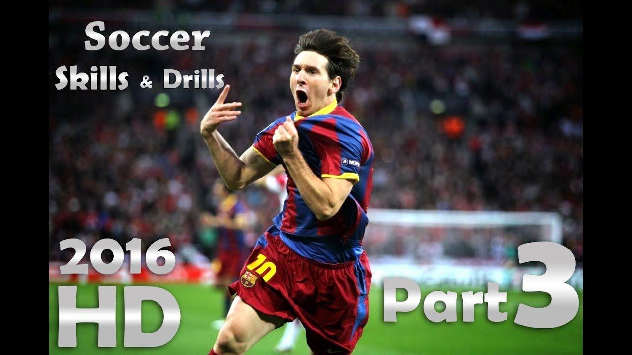 Soccer Drills And Skills 2016   HD   Part 3