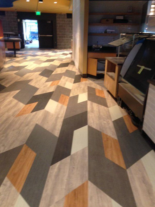 Mixed materials patcraft google search flooring for Elevator flooring options