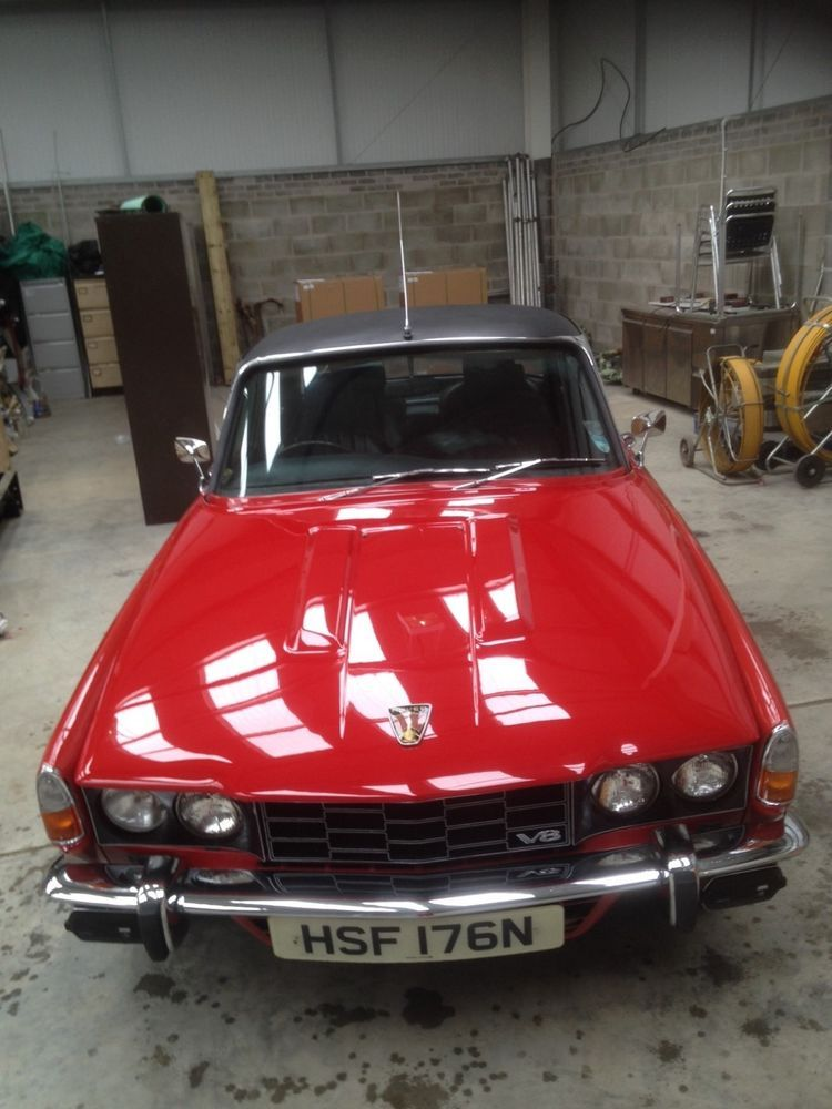 eBay: 1975 Rover 3500 V8 #classiccars #cars | UK Classic Cars ...