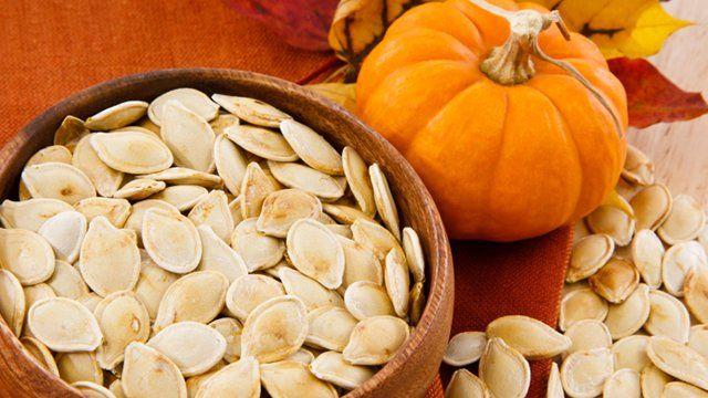 Za stimulacijo mišic niso vedno nujni prehrambeni dodatki, največkrat zadostujejo že semena   #jejinteci #BestFoods