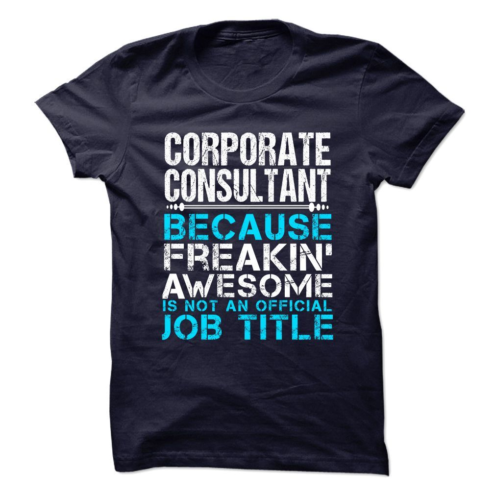CORPORATE-CONSULTANT - Freaking Awesome