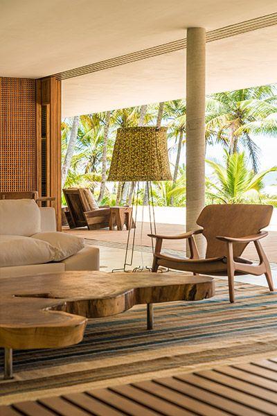 Decoracion brasile a en exteriores dise o de interiores for Disenos de casas interiores y exteriores