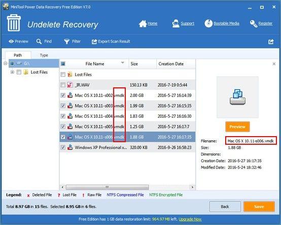 Vmfs Recovery 3 Data Recovery Recovery Recover Deleted Photos
