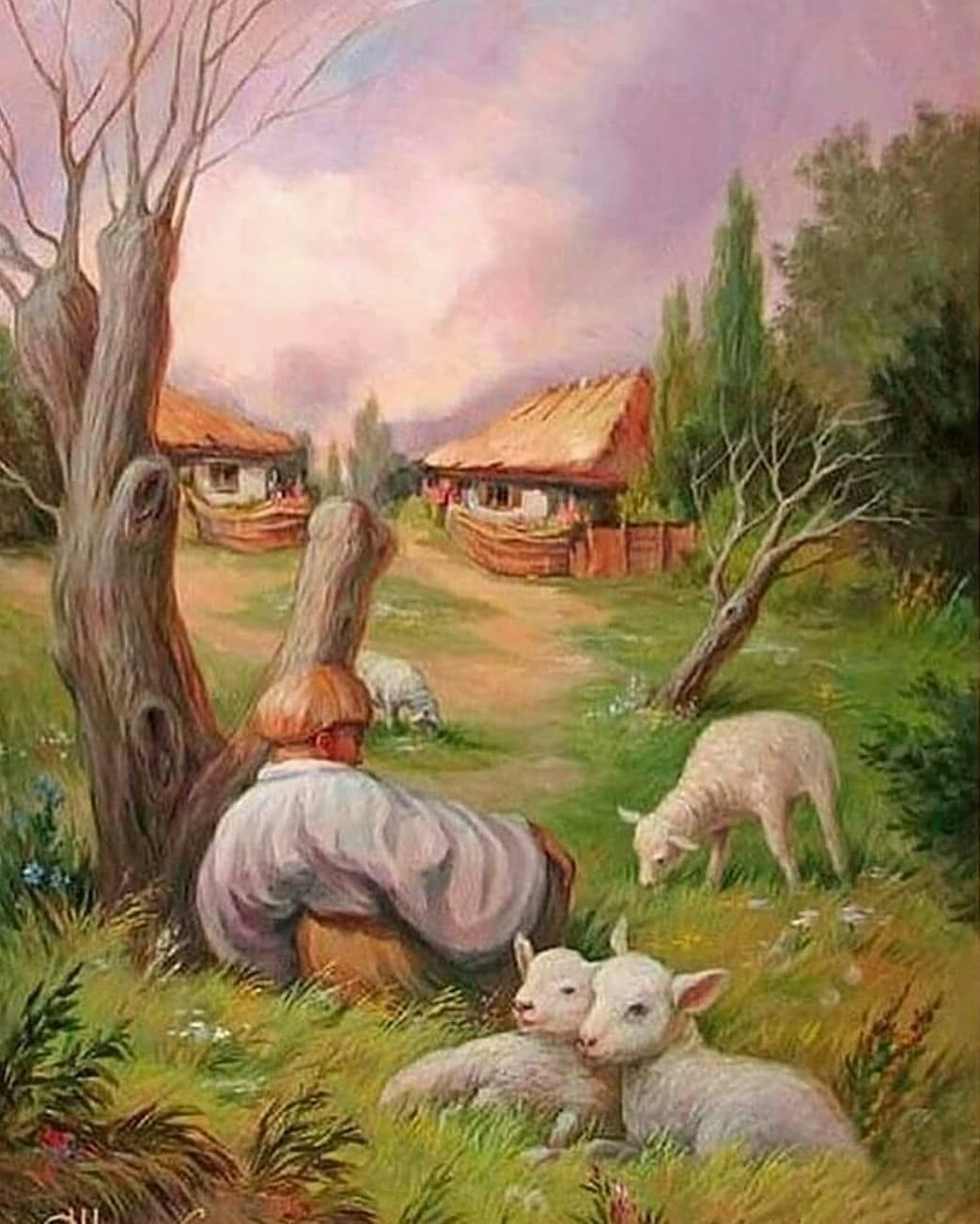 Surreal Paintings Follow  art dailydose for more art and use our hashtag   art dailydose for a chance to be featured! Art by Oleg Shuplyak . d78c60b3484