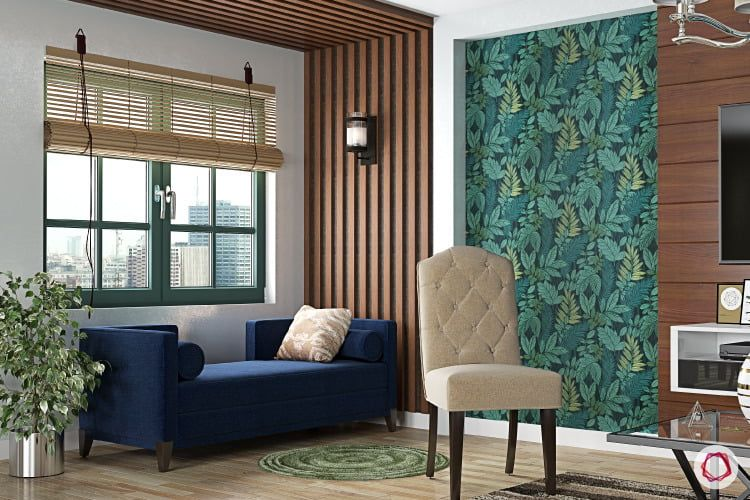 Wallpaper Vs Paint Insider Info You Need To Know Living Room Lighting Room Lights Living Room Designs