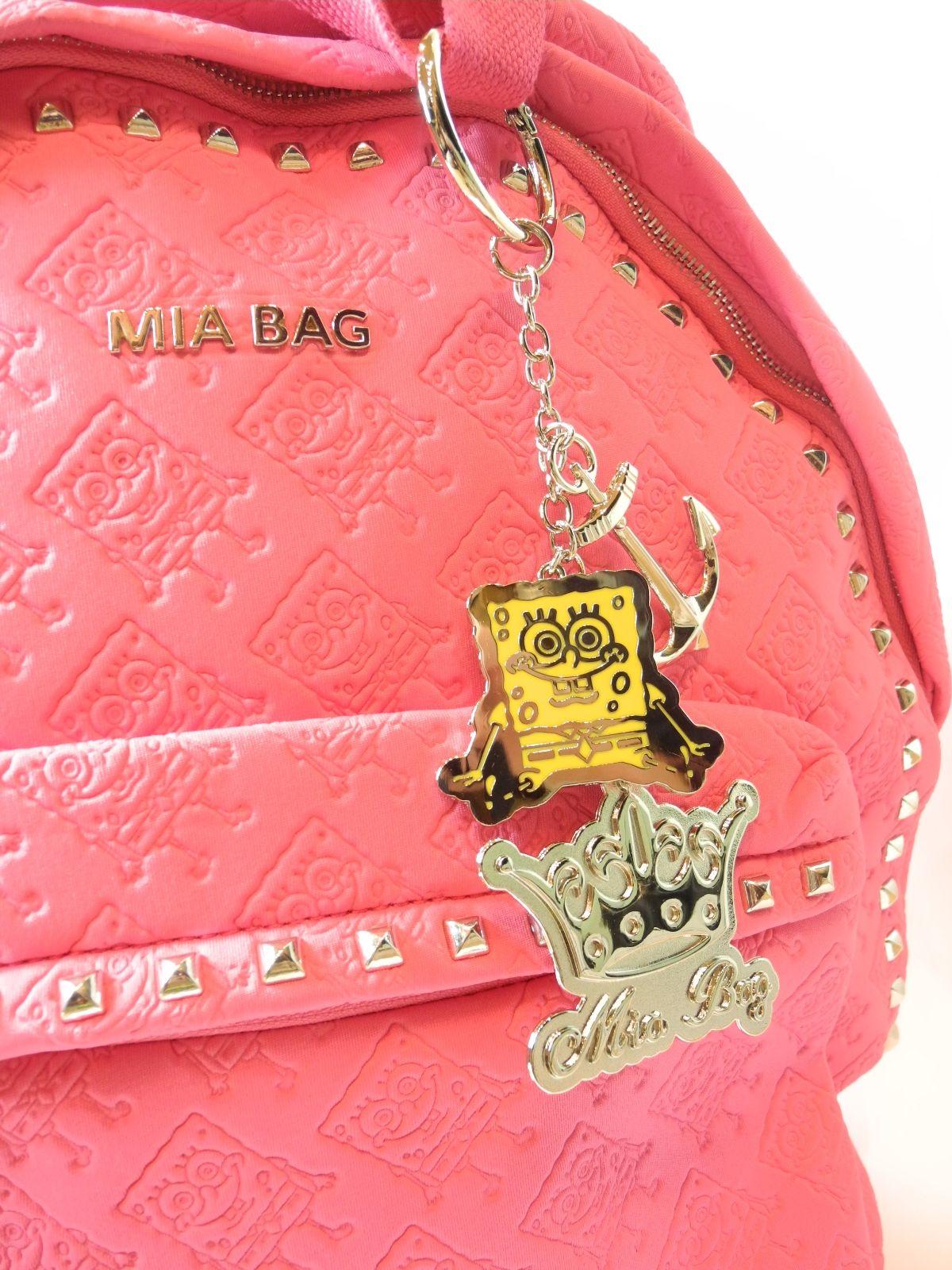 Mia Bag & Spongebob: divertente, colorato e trendy! Venite a vederlo su www.shopviaroma1.com #miabag #spongebob #bag #summer #viaroma1