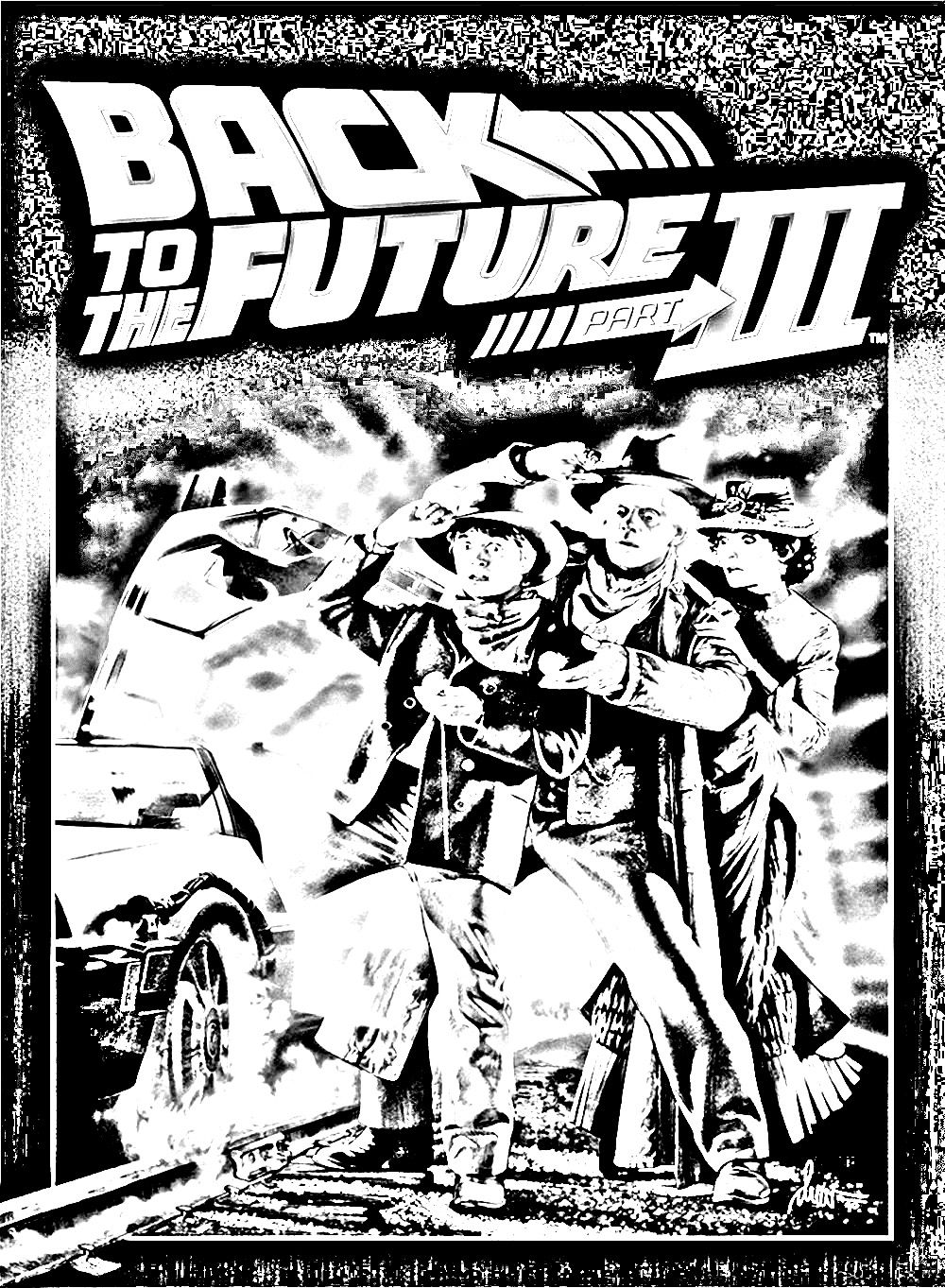 Movie Posters Coloring Pages For Adults Coloring Pages Famous Movie Posters The Future Movie