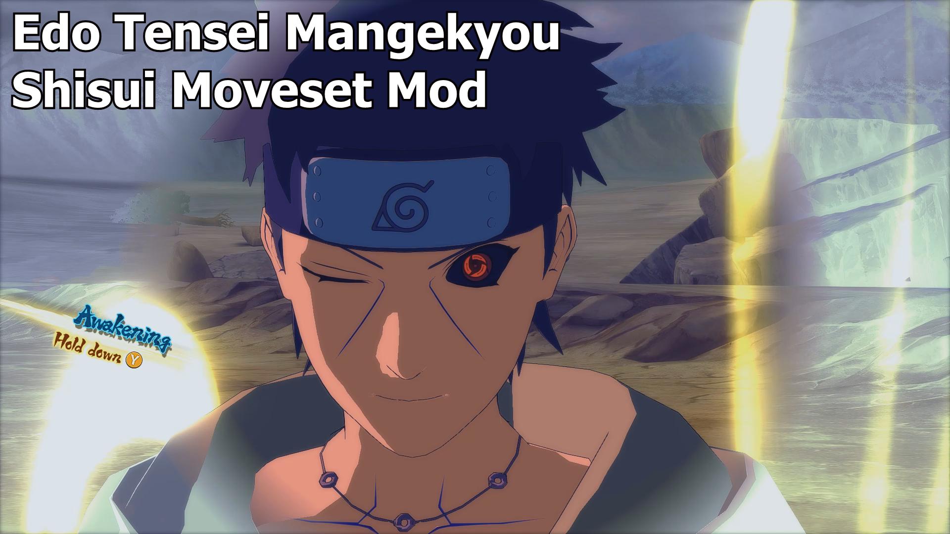 Naruto Ninja Storm 4 Road to Boruto PC MOD 60 FPS - Edo Tensei