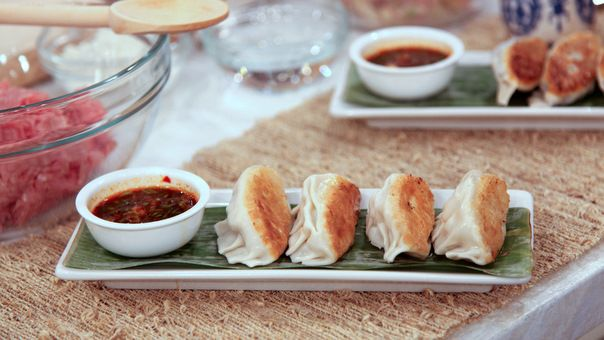 pork and ginger dumplings made these yesterday time consuming but wonderful food homemade dumplings recipes pinterest
