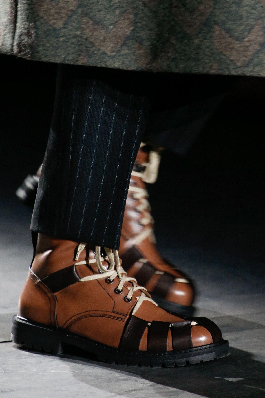 Dries Van Noten Fall 2016 Menswear