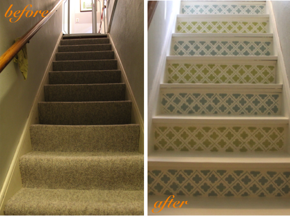 Bluet And Clover: Happy Stairs!