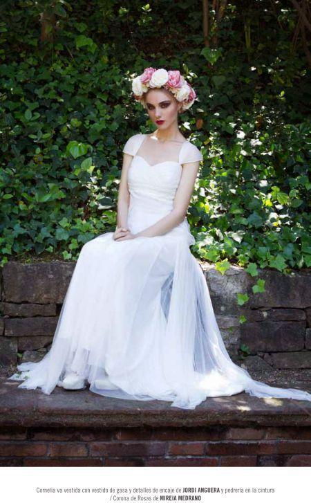 jordi anguera | novias | trajes de novia | pinterest | jordi, novios