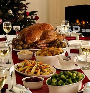 Pin by melilotus albus on christmas table pinterest food art the key to getting as much pleasure from cooking christmas dinner as your guests do from eating it is to prepare as much as you possibly can in advance forumfinder Gallery