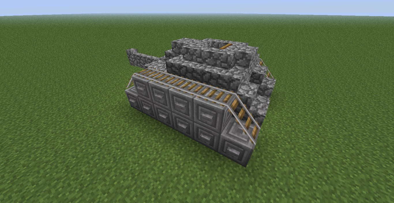 Minecraft Tank House Minecraft Minecraft Designs Tank You