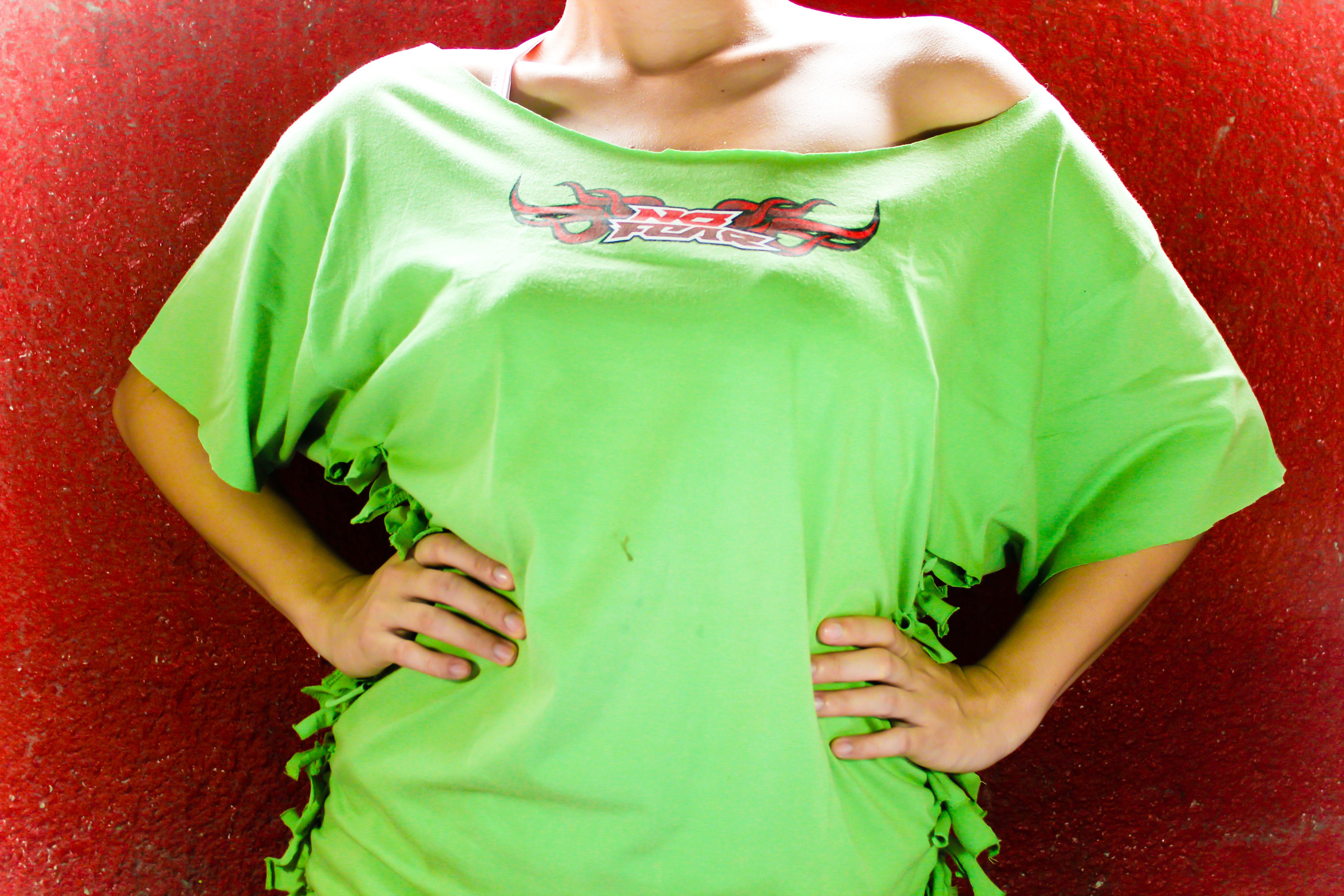 64edda76975c1 Make a style tee shirt diy ideas pinterest fashion jpg 5184x3456 80s style  diy