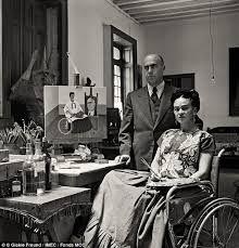 Image result for frida kahlo's home