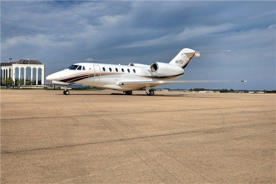 Aircraft For Sale Citation X Price Reduced Engines On