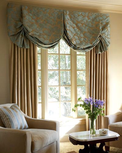 Balloon Curtains Window Treatments Living Room Curtains Living Room Interesting Living Room