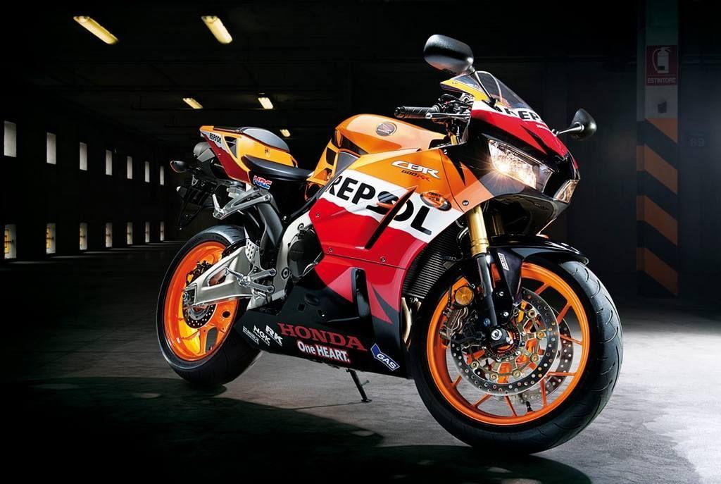 I love my bike! 2013 Honda CBR600RR Repsol