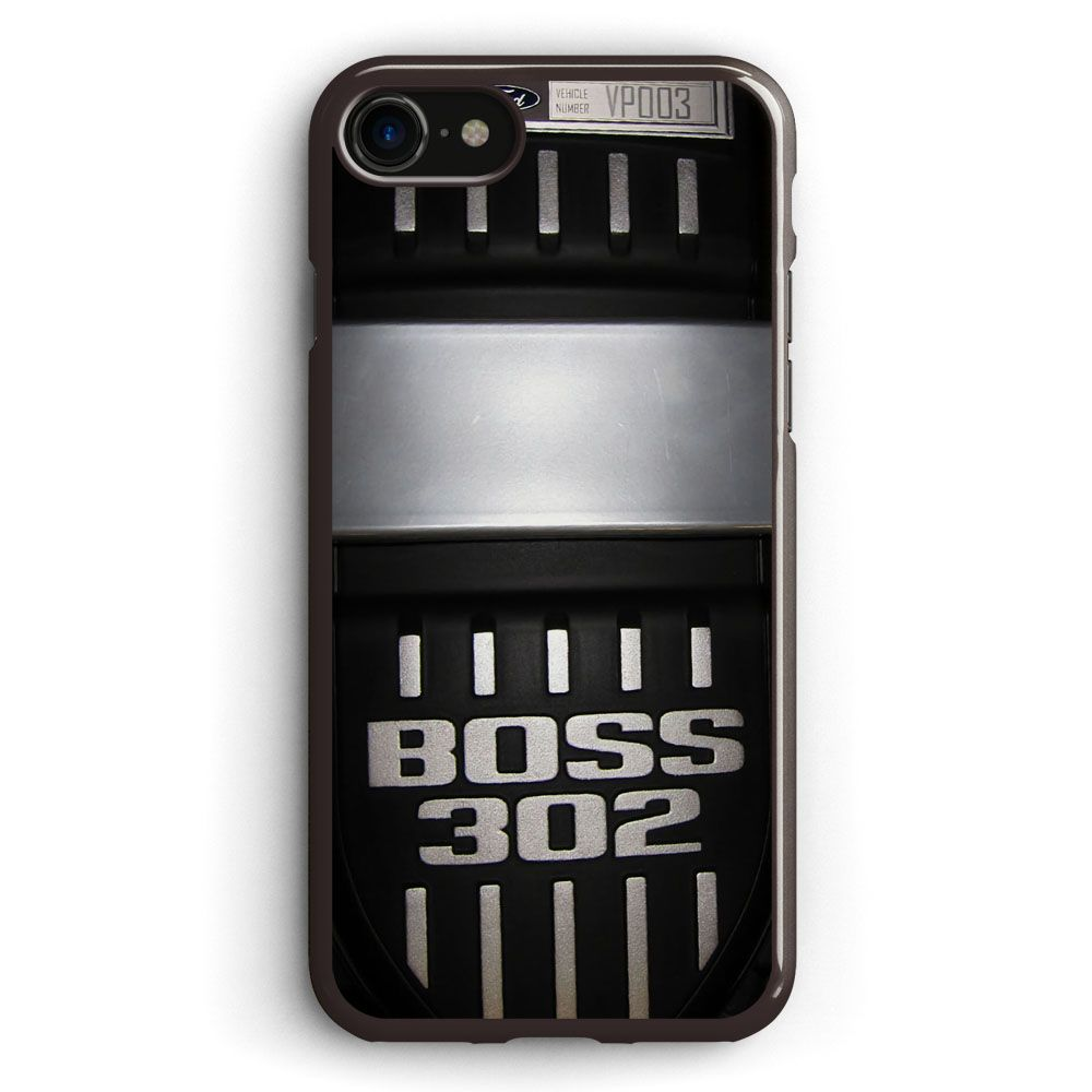 Engine ford boss 302 mustang apple iphone 7 case cover will create premium style to your phone